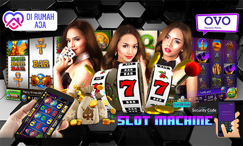 Daftar Game Slot Online Via Aplikasi OVO